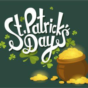 St. Patrick's Flag