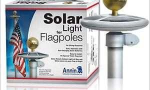 Solar Light for Flagpoles