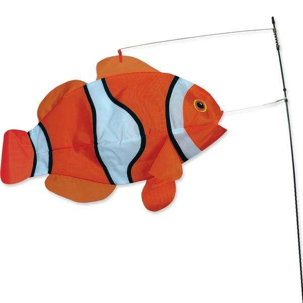 Swimming Fish - Clownfish