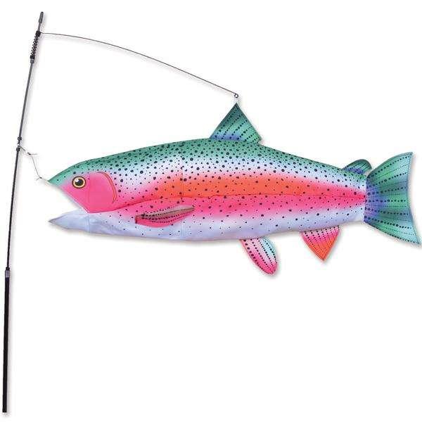 Swimming Fish - Rainbow Trout