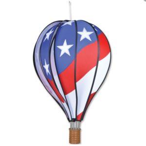 22 in. Hot Air Balloon - Patriotic