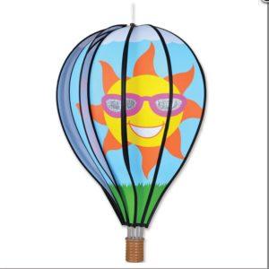 22 in. Hot Air Balloon - Sun
