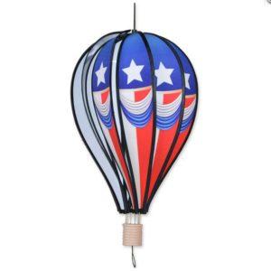 18 in. Hot Air Balloon - Vintage Patriotic