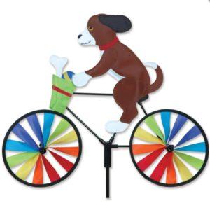 20 in. Bike Spinner - Puppy