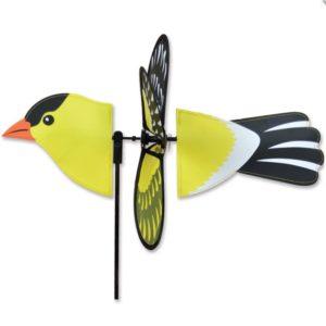 Petite Spinner - Goldfinch