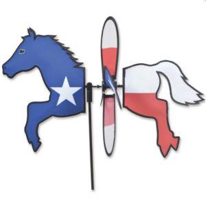 Petite Spinner - Texas Flag Horse