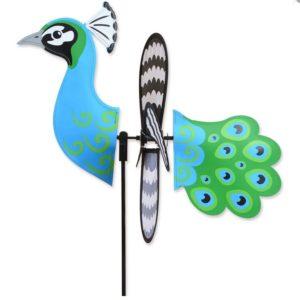 Petite Spinner - Peacock