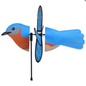 Petite Spinner - Blue Bird