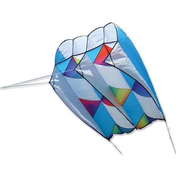Killip Foil Kite 10 - Rainbow Cubes