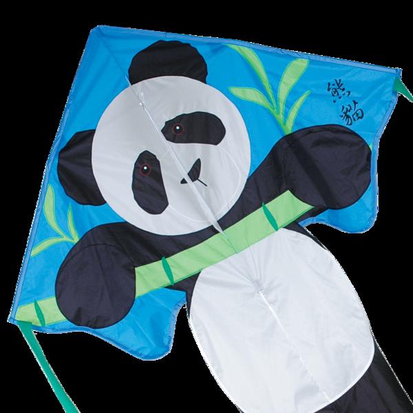 Large Easy Flyer Kite - Panda Bear