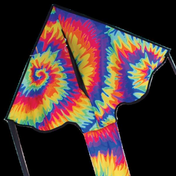 Regular Easy Flyer Kite - Tie Dye