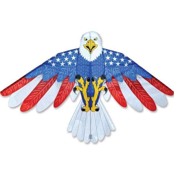 Patriotic Eagle Kite