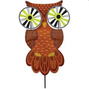 Night Owl Reflective Eyes Spinner