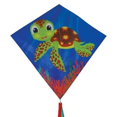 """Baby Turtle 30"""" Diamond Kite (+)"""