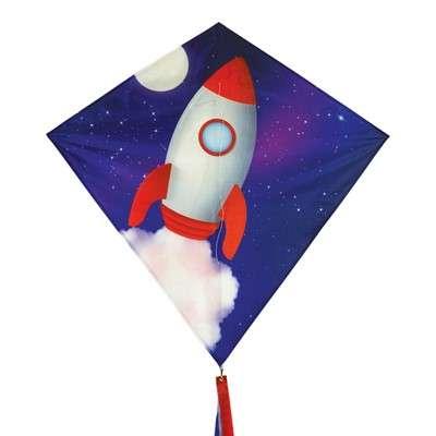 """Rocket 30"""" Diamond Kite (+)"""