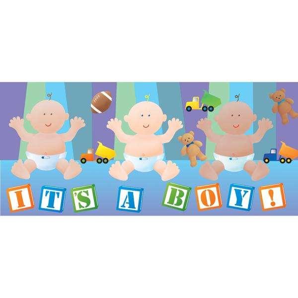 Windsock - It's a Boy