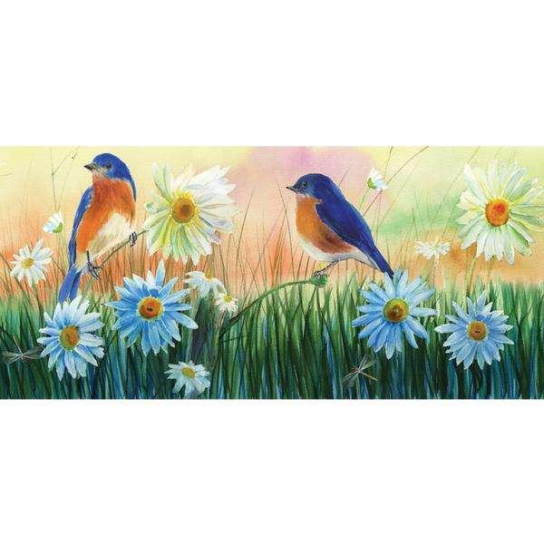 Windsock - Blue Birds
