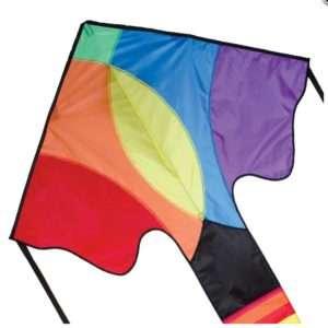 Large Easy Flyer Kite - Contempo Rainbow