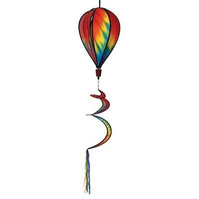 Tie Dye 6 Panel Hot Air Balloon
