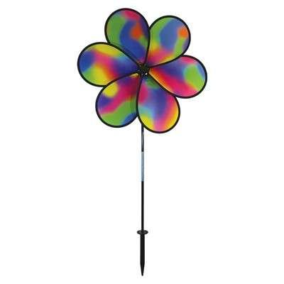 """19"""" Jewel Flower Spinner"""