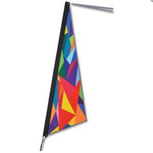 Apex Bike Flag - Fractal