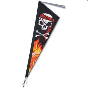 Apex Bike Flag - Pirate